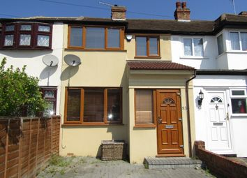 Thumbnail 3 bed terraced house for sale in Diban Avenue, Elm Park, Hornchurch