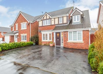 Thumbnail 4 bedroom detached house for sale in Maltby Square, Buckshaw Village, Chorley, Lancashire