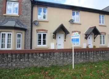 Thumbnail 2 bed terraced house to rent in John Fielding Gardens, Llantarnam, Cwmbran