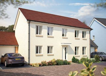 "Thumbnail 4 bed detached house for sale in ""The Montpellier"" at Wood Street, Patchway, Bristol"