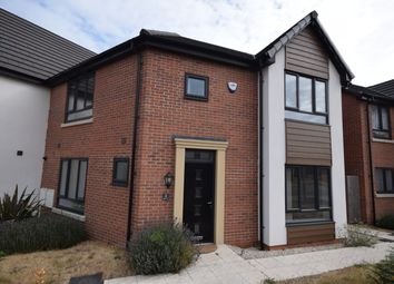 Thumbnail 3 bed town house for sale in Heyford Court, Auckley, Doncaster