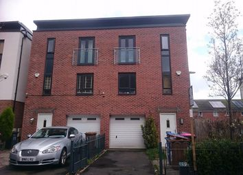 Thumbnail 3 bed semi-detached house to rent in Alban Street, Salford, Greater Manchester