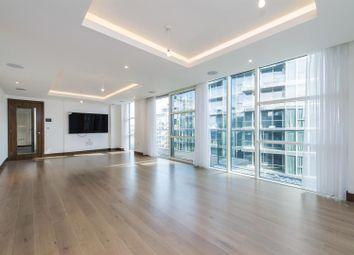 Thumbnail 3 bed flat to rent in Quarter House, Juniper Drive, Battersea Reach, London