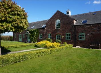 Thumbnail 4 bed barn conversion for sale in Hope Road, Chester