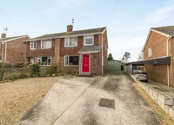 Thumbnail 3 bed end terrace house for sale in Yarmouth Avenue, Grantham