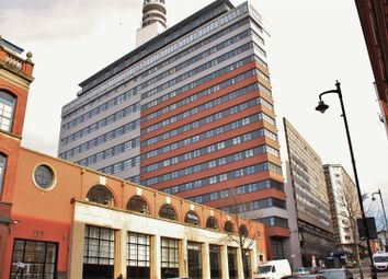 Thumbnail 2 bedroom flat for sale in Newhall Street, Birmingham