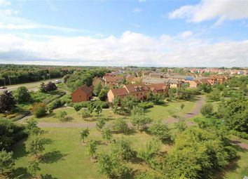 Thumbnail 2 bed flat for sale in Staverton Grove, Broughton, Milton Keynes