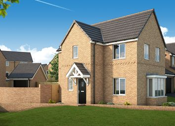 "Thumbnail 3 bed property for sale in ""The Crimson"" at Arnold Lane, Gedling, Nottingham"