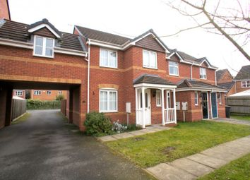 Thumbnail 3 bed semi-detached house to rent in Churnet Road, Hilton, Derby