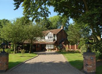 Thumbnail 4 bed detached house for sale in Canterbury Close, Freshfield, Liverpool