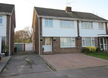 Thumbnail 3 bed semi-detached house for sale in Green Way, Aldershot