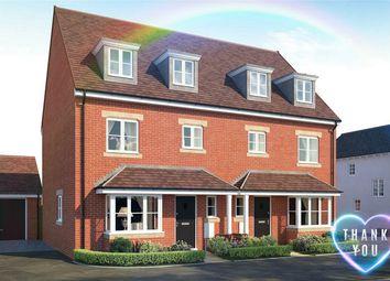 4 bed end terrace house for sale in The Blunham, Manor House Park, Biddenham MK40