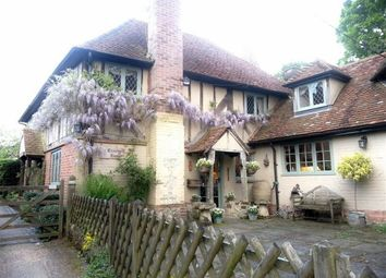 Thumbnail 4 bed detached house to rent in Trycewell Lane, Ightham, Sevenoaks