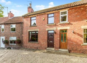 Thumbnail 3 bed terraced house for sale in The Wynd, Hutton Rudby, Yarm, North Yorkshire