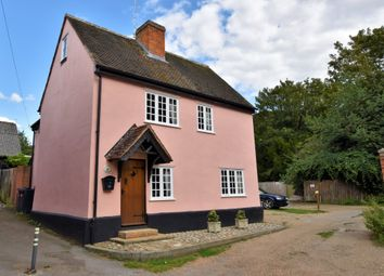 Thumbnail 4 bed detached house for sale in High Street, Halstead, Essex