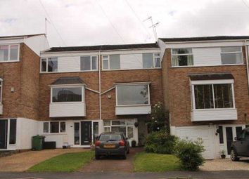 Thumbnail 3 bed town house to rent in Abberley Close, Halesowen, West Midlands