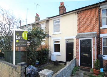 Thumbnail 2 bed terraced house to rent in The Cross, Colchester, Essex