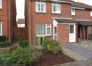 Thumbnail 1 bedroom flat to rent in Finisterre Close, Stubbington, Fareham