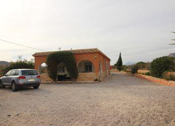 Thumbnail 3 bed villa for sale in Barbarroja, Hondón De Los Frailes, Alicante, Valencia, Spain