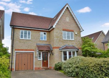Thumbnail 5 bed detached house to rent in Ascott Way, Newbury