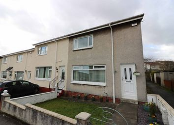 Thumbnail 2 bed end terrace house for sale in Crown Street, Baillieston
