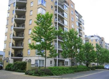 Thumbnail 1 bedroom flat to rent in Adventurer's Court, Newport Avenue, Virginia Quay, East India Quay, Canary Wharf, London