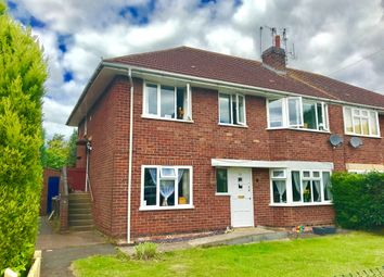 Thumbnail 2 bed flat for sale in Byron Avenue, Warwick