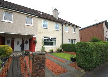 Thumbnail 3 bedroom terraced house for sale in Levernside Road, Glasgow