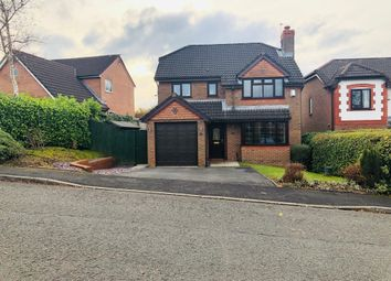 Thumbnail 4 bed detached house for sale in Buckley Chase, Milnrow, Rochdale