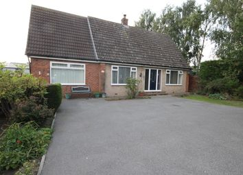 Thumbnail 4 bed detached bungalow for sale in Leases Road, Leeming Bar, Northallerton