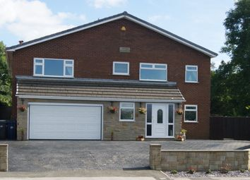 Thumbnail 5 bed detached house for sale in Liverpool Old Road, Preston