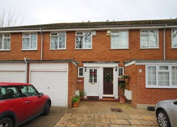 Thumbnail 3 bed terraced house to rent in Camborne Road, Sutton