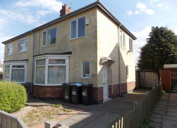 Thumbnail 3 bedroom semi-detached house for sale in Park Road South, Middlesbrough