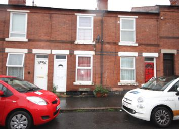 Thumbnail 2 bed terraced house to rent in Lichfield Road, Nottingham, Nottinghamshire