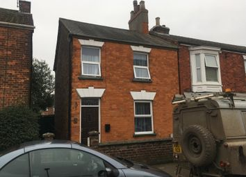 Thumbnail 3 bed end terrace house for sale in Cross Street, Spalding Lincolnshire