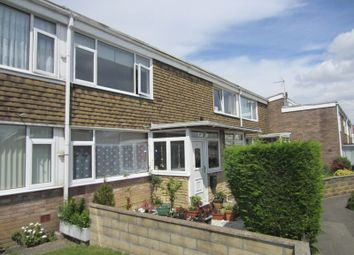 Thumbnail 3 bed terraced house for sale in Ilminster Close, Barry