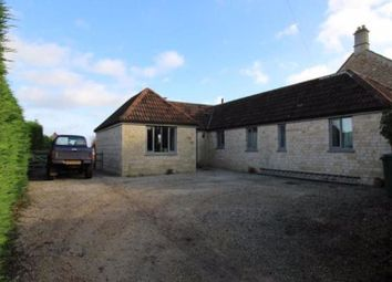 Thumbnail 3 bed detached bungalow to rent in Studley Hill, Studley, Calne