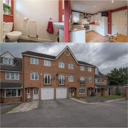 Thumbnail 4 bed town house for sale in Kingfisher Drive, Wombwell, Barnsley