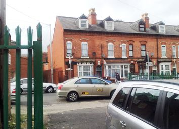 Thumbnail 2 bed flat to rent in Lozells Road, Lozells, Birmingham