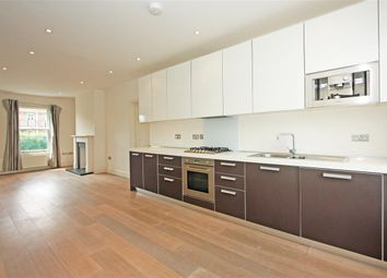 Thumbnail 3 bed flat to rent in Carthew Road, London