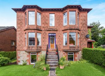 Thumbnail 2 bed flat for sale in Skelmorlie Castle Road, Skelmorlie