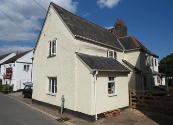 Thumbnail 2 bed cottage to rent in High Street, Ide, Exeter