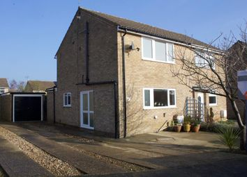 Thumbnail 3 bed semi-detached house to rent in Orchard Close, Woodbridge