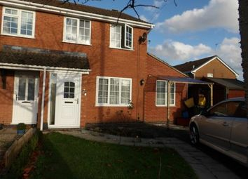 Thumbnail 3 bed semi-detached house for sale in Floret Close, Ravenstone, Coalville