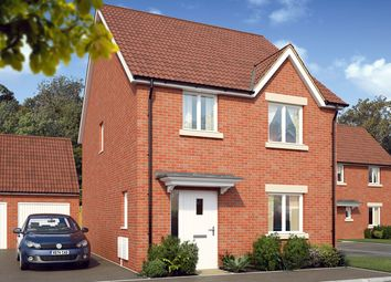 "Thumbnail 3 bed detached house for sale in ""The Stonehouse"" at Vale Road, Bishops Cleeve, Cheltenham"