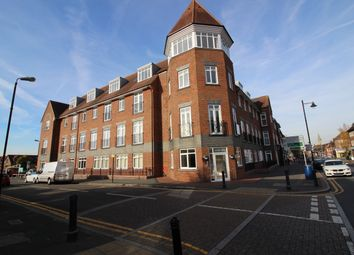 Thumbnail 2 bed flat for sale in Station Way, Cheam, Surrey