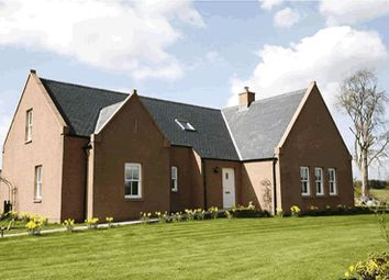 Thumbnail 3 bed detached house for sale in 6, Breda Park Bryn Gosol, Alford, Aberdeenshire AB338Np