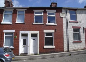 Thumbnail 3 bed terraced house to rent in Walter Street, Accrington