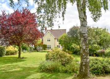 Thumbnail 4 bed detached house for sale in Wissett Road, Chediston, Halesworth