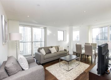 Thumbnail 3 bed property for sale in Duckman Tower, 3 Lincoln Plaza, London